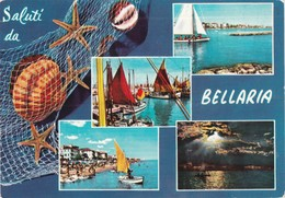 Cartolina - Postcard - SALUTI DA BELLARIA - RIMINI - Rimini