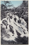 Swallow Falls, Betws Y Coed (pk34513) - Wales