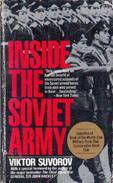 Inside The Soviet Army By Suvorov, Viktor (ISBN 9780425071106) - Foreign Armies