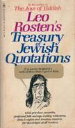 Leo Rosten's Treasury Of Jewish Quotations By Leo Rosten (ISBN 9780553108774) - Books, Magazines, Comics