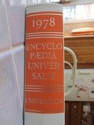 Encyclopedie Universalis - Universalia 1978 - Encyclopedieën