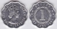 Belize 1 Céntimo 1.996 Aluminio KM#114 SC/UNC         T-DL-10.303 - Belize