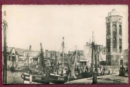 TOP   N°5 DUNKERQUE BATEAUX DE PECHEURS - Dunkerque