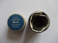 FILM FIXE Larousse HE-14 Les Premiers Capétiens - Bobines De Films: 35mm - 16mm - 9,5+8+S8mm