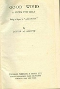 Good Wives By Louisa M.Alcott - Books, Magazines, Comics