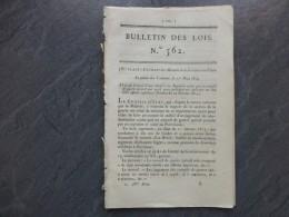 1er EMPIRE 1814, Déserteur Jean Bruher, 36èRgt Inf Lég, Foires SancoinsBoël De Hamme, Etc ; Ref 721 VP 29 - Historical Documents
