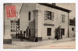 - FRANCE (54) - CPA Ayant Voyagé LUNEVILLE 1907 - Caserne Du 17e Chasseurs - - Luneville