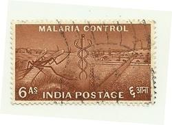 1955 - India 67 Lotta Alla Malaria C4524, - Malattie