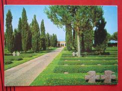 Pomezia  (RM) - Cimitero Militare Germanico Pomezia / Deutscher Soldatenfriedhof - Altre Città
