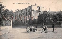 93 - Villemomble - Villemonble - Place Julie - Villemomble