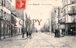 93 - Montreuil - Rue De Lagny - Montreuil