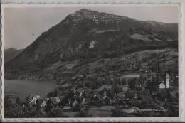 Immensee Mit Rigi - Vue Generale - Photo: Engelberger No. 3723 - SZ Schwyz