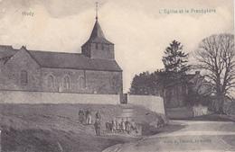 Hody : L'Eglise Et Le Presbytère - Anthisnes