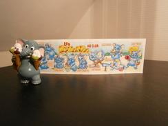KINDER 1995 LES ELEPHANTOS ELSA DORSA + BPZ - Monoblocs