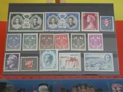 France > Monaco > Collections > Lot Monaco Neuf - Y&T Coté .. € - Lots & Serien