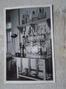 D149374  Old Photo  Chemistry Chimie - Laboratory Fermenter ?  Real Photo Ca 1950's - Photographie