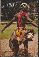 °°° 4004 - CAMERUN - DANSEURS AFRICAINS - AFRICAN DANCERS - 1968 With Stamps °°° - Camerun