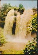°°° 4005 - CAMERUN - N'GAOUNDERE - CHUTES DU TELLO - 1983 With Stamps °°° - Camerun