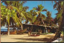 °°° 4008 - MADAGASCAR - LA RESIDENCE D'AMBATOLOAKA - 1991 With Stamps °°° - Madagascar