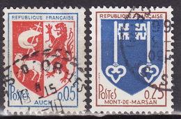FRANCE 1966   Mi 1534-1535  USED - Frankrijk