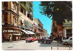 TARANTO - VIA CIRO GIOVINAZZI - VIAGGIATA 1967 - (1819) - Taranto