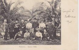 CARTOLINA - PALERMO (SICILIA) - CONGRESSO - OSTERN 1908 - VIAGGIATA - Palermo