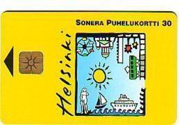 FINLANDE HELSINKI CANDIDAT AUX JEUX OLYMPIQUES 2006 30U NEUVE RARE - Finlande