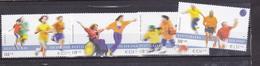 ALLEMAGNE FEDERALE 2001 POUR LE SPORT 1997 A 2000 MNH ** - [7] Repubblica Federale
