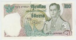 Thailand 20 Baht 1969 Pick 84  UNC - Thailand