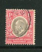 AFRIQUE ORIENTALE BRITANNIQUE Et OUGANDA- Y&T N°93- Oblitéré - Kenya, Uganda & Tanganyika