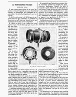 "LES OPTURATEURS  "" GILLON ""   1891 - Photography"