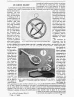 LES CADRANS SOLAIRES   1891 - Jewels & Clocks
