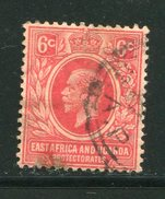 AFRIQUE ORIENTALE BRITANNIQUE Et OUGANDA- Y&T N°135- Oblitéré - Kenya, Uganda & Tanganyika
