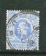 AFRIQUE ORIENTALE BRITANNIQUE Et OUGANDA- Y&T N°138- Oblitéré - Kenya, Uganda & Tanganyika