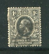 AFRIQUE ORIENTALE BRITANNIQUE Et OUGANDA- Y&T N°133- Oblitéré - Kenya, Uganda & Tanganyika