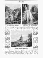 LE VIVARAIS   1891 - Auvergne