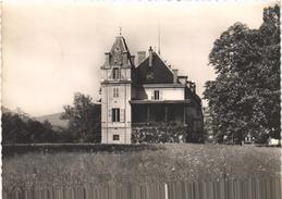 LA RAVOIRE (73) Le Château - Façade Est - Rare - Très Bon état - Belle Carte Postée - La Ravoire