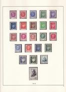 France Collection Vendue Page Par Page - Timbres Neufs **/* / Oblitérés - Petit Prix - France