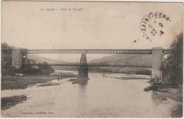ALAIS / ALES (30) - PONT DE TAMARIS - Alès