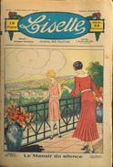 LISETTE - Journal Des Fillettes - N° 3 - Onzième Année - Dimanche 18 Janvier 1931 - En BE - Lisette