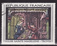 FRANCE 1967   Mi 1598  USED - Frankrijk