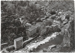 ANDORRE . CPSM 1954 . Vista General De LES ESCALDES . - Andorra