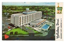 15646-LE-ETATS UNIS-Holiday Inn--KENNEDY AIRPORT-NEW YORK - Aéroports