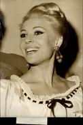 PHOTO - Photo De Presse - Acteurs - ELIANE VARON - Actrice - 1974 - Célébrités