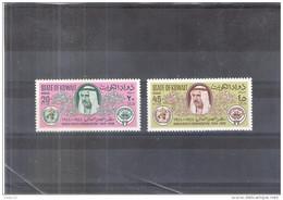 Koweit - OMS 1968 - Complète Set - XX/MNH (to See) - Koweït