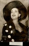 PHOTO - Photo De Presse - Acteurs - DOROTHY LAMOUR - Actrice - 1970 - Célébrités