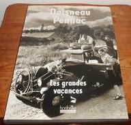 Les Grandes Vacances. Doisneau Pennac. 1992 - Livres, BD, Revues
