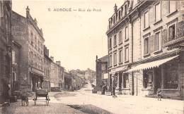 54 - MEURTHE ET MOSELLE / Auboué - Rue Du Pont - Francia