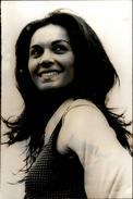 PHOTO - Photo De Presse - Acteurs - FLORINDA BOLKAN - Actrice - 1974 - - Célébrités
