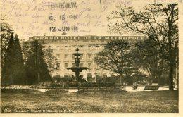 SWITZERLAND - Geneve - Grand Hotel De La Metropol - VG Postmarks Etc 1914 - GE Genève